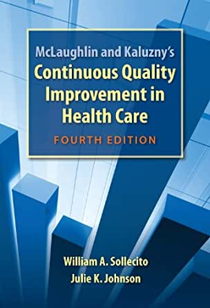continuous quality improvement in health care 4th edition pdf