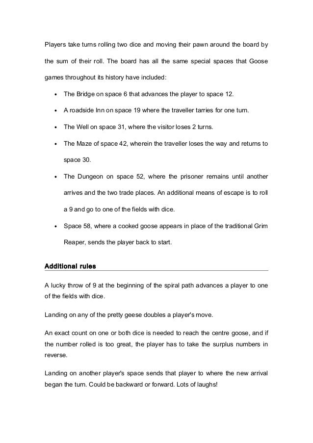 how to play domino game pdf