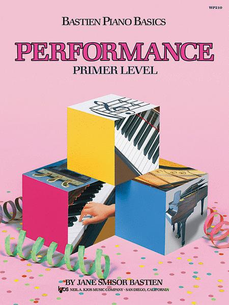 bastien piano basics primer level pdf