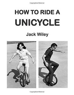 how to ride a unicycle pdf