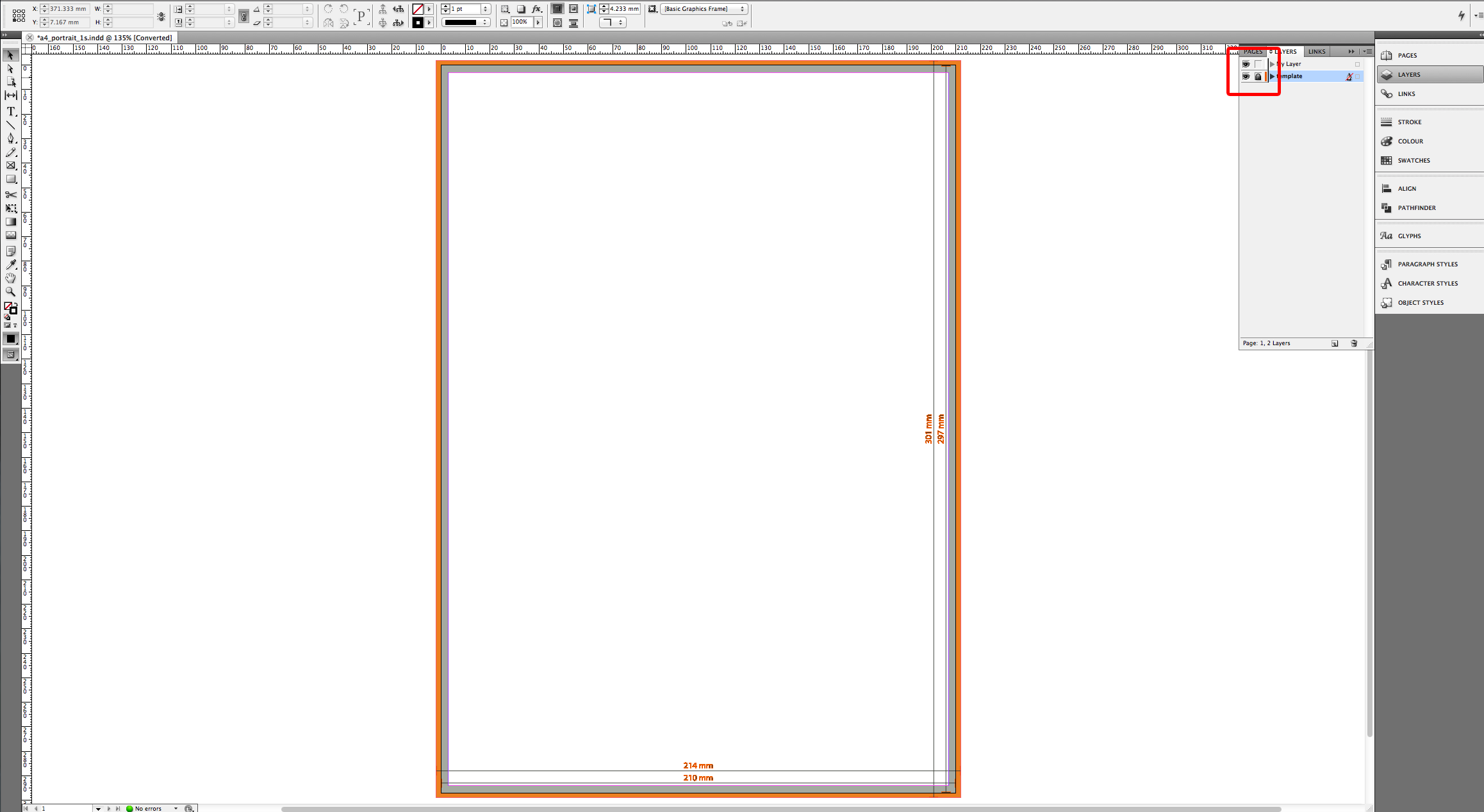 indesign how to print pdf