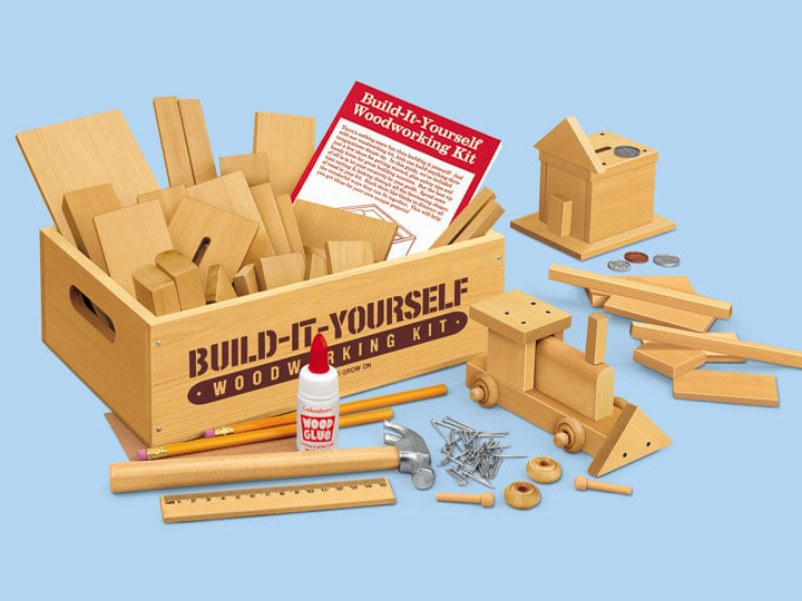 lakeshore build it yourself woodworking kit instructions pdf