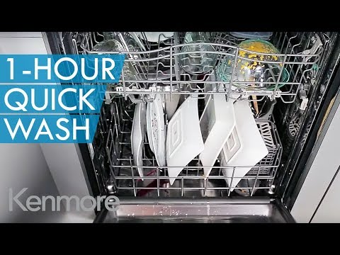 kenmore ultra wash dishwasher manual pdf