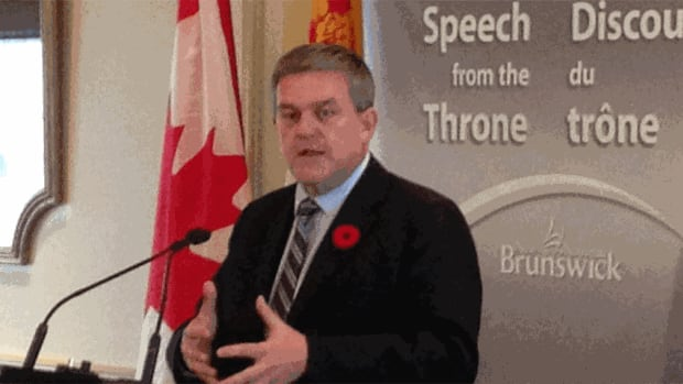 throne speech new brunswick pdf