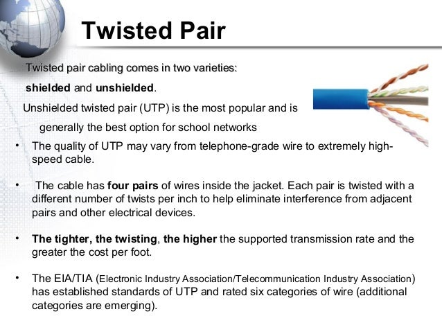 difference between utp and stp pdf