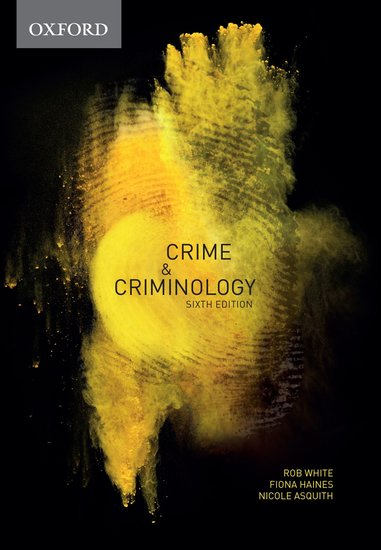 white and haines crime and criminology pdf