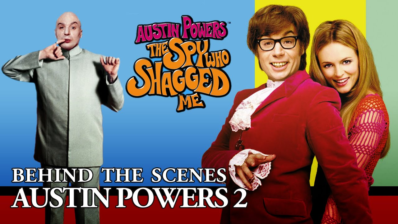 austin powers international man of mystery script pdf