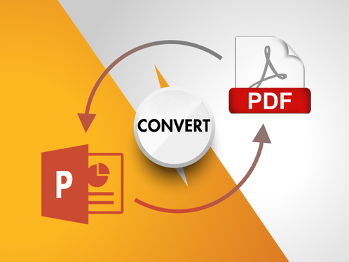 how to convert ppt to pdf in mobile