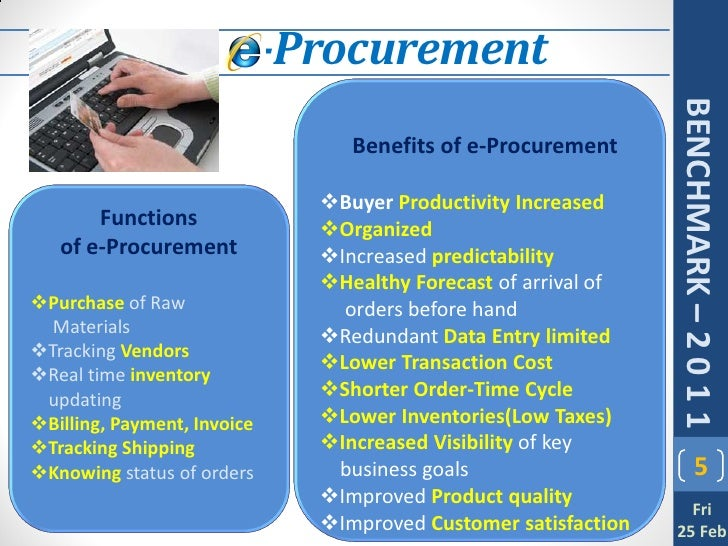 benefits of e procurement pdf