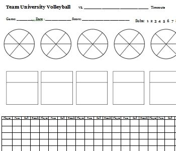 volleyball rules and positions pdf