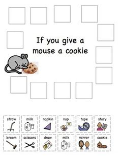 if you give a mouse a cookie book pdf