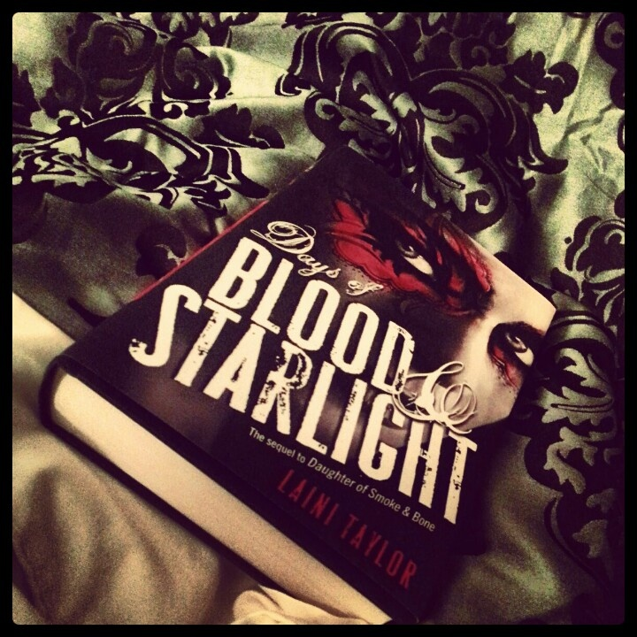laini taylor days of blood and starlight pdf