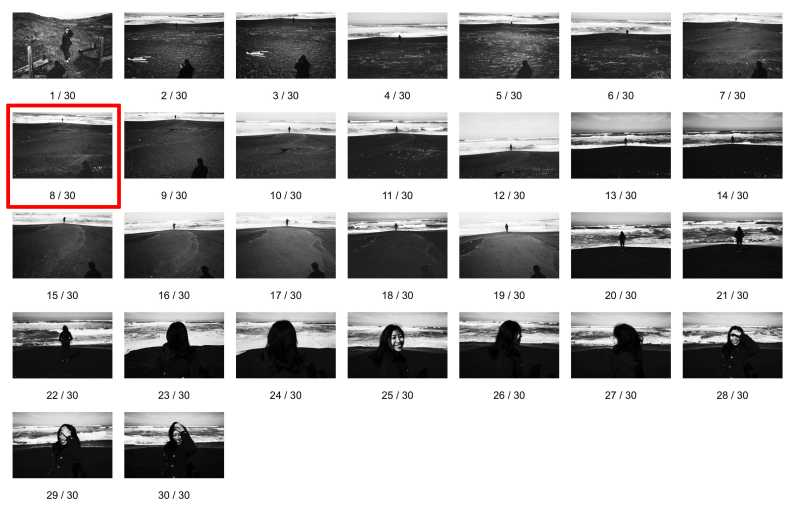 pdf contact sheet lightroom 5