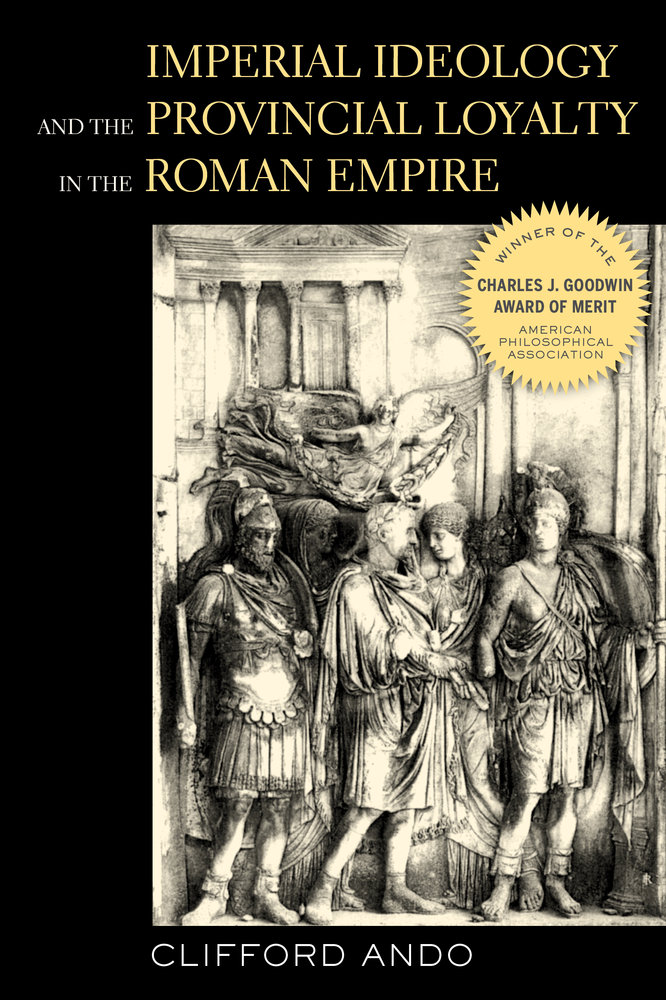 imperial ideology and provincial loyalty in the roman empire pdf