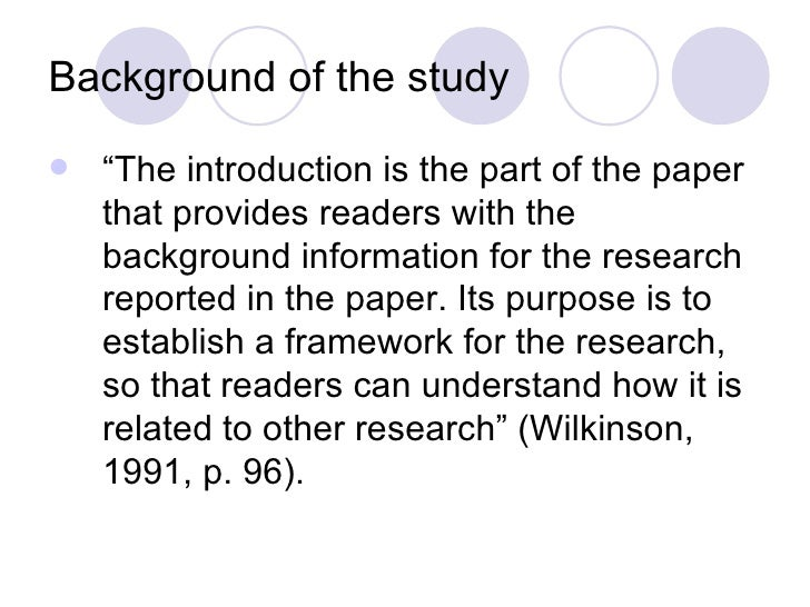 how to write an introduction for a research proposal pdf