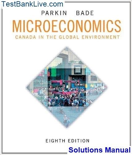 microeconomics parkin 11th edition pdf