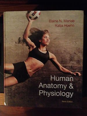 human anatomy and physiology pearson 9th edition pdf
