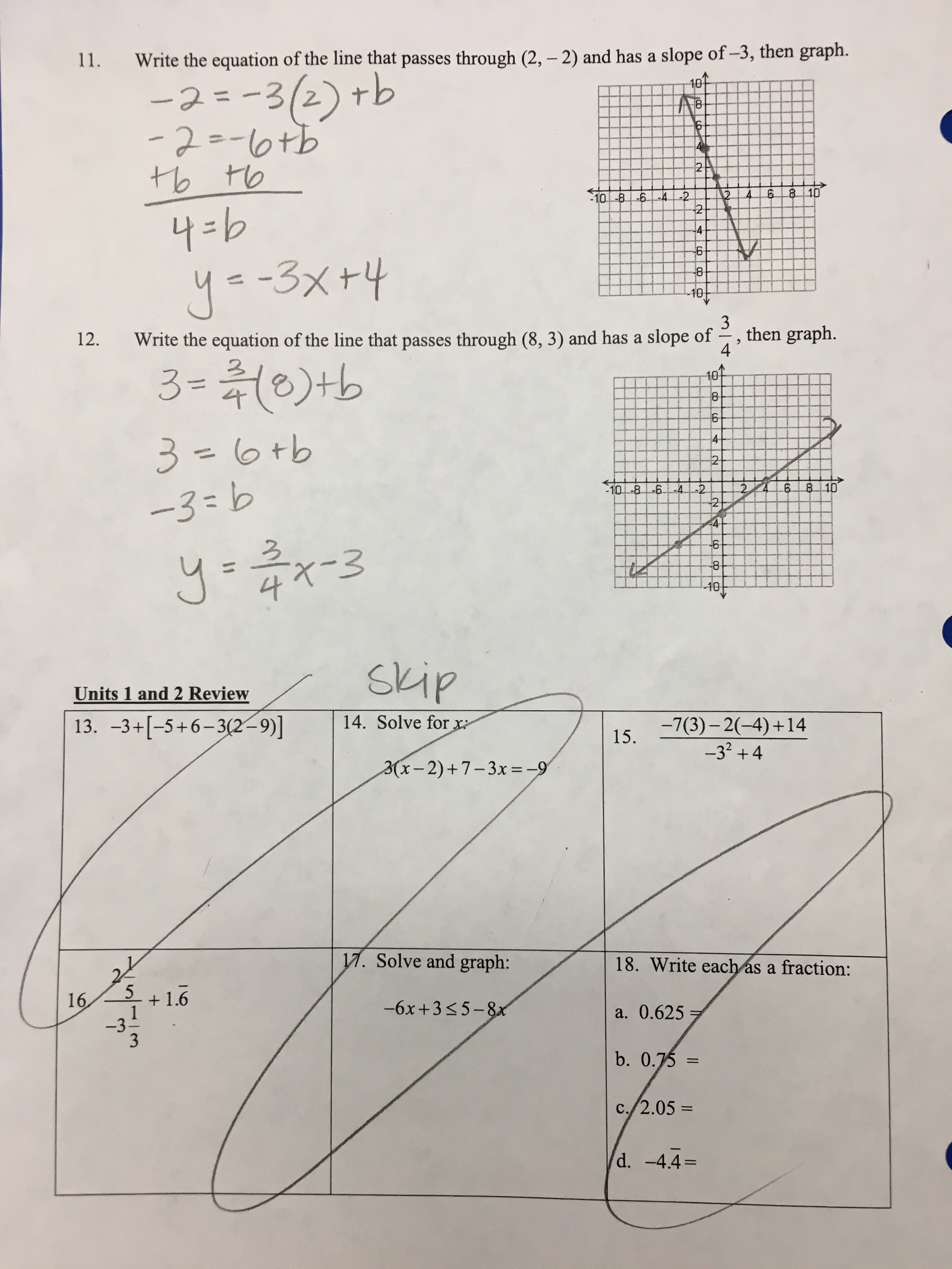 comparing proportional relationships worksheet pdf