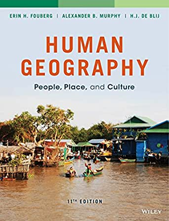 human geography william norton pdf