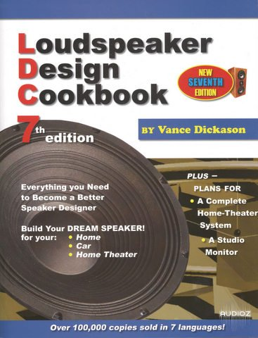 loudspeaker design cookbook 7th edition pdf