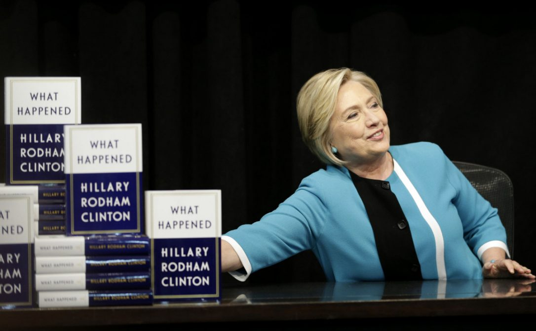 what happened hillary clinton book pdf