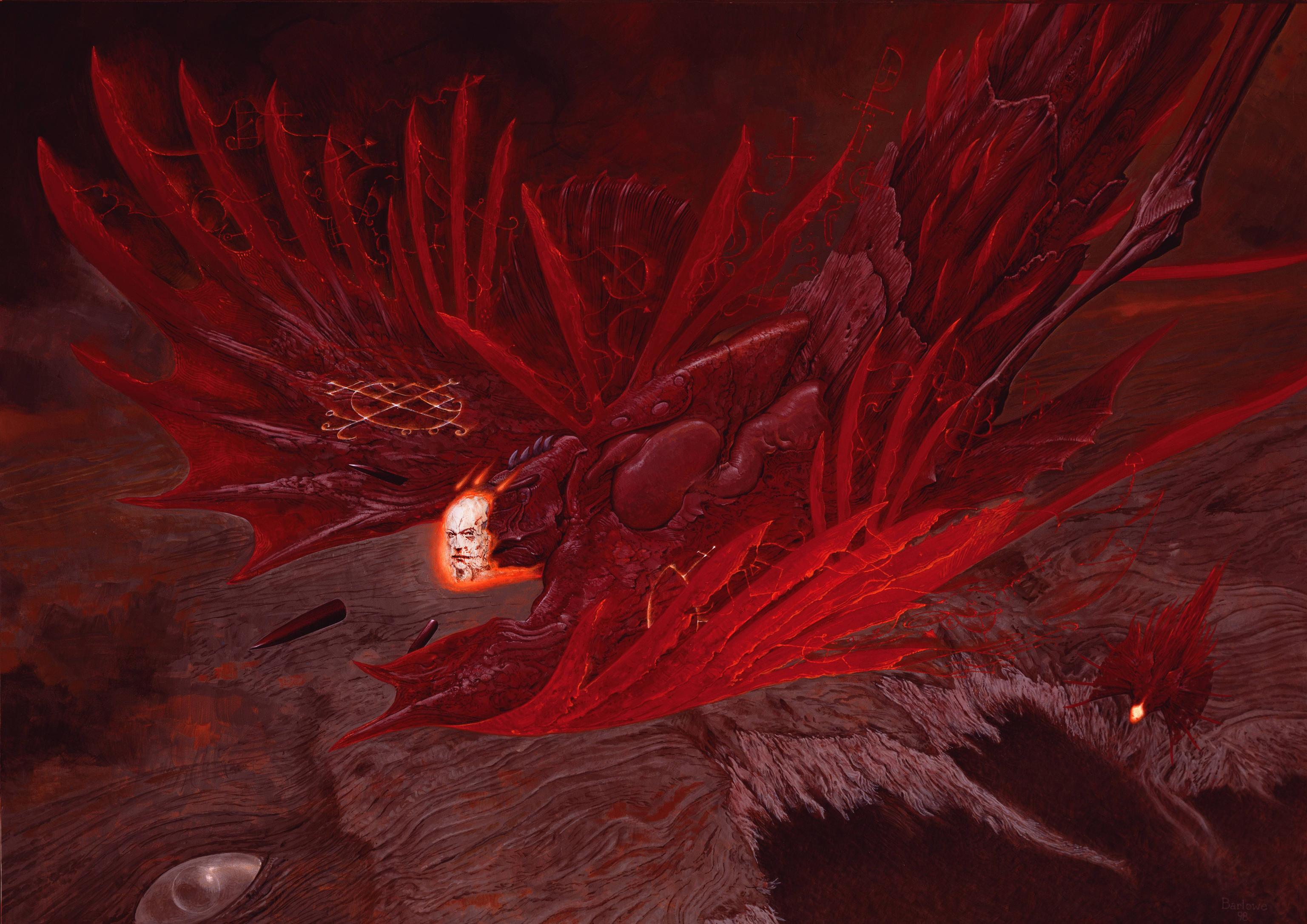 wayne barlowe expedition pdf download