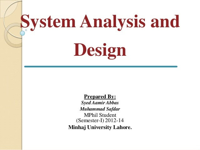 modern systems analysis and design 7th edition chapter 4 pdf