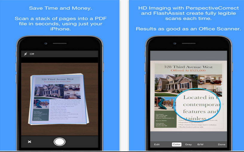 app to make pdf from photo