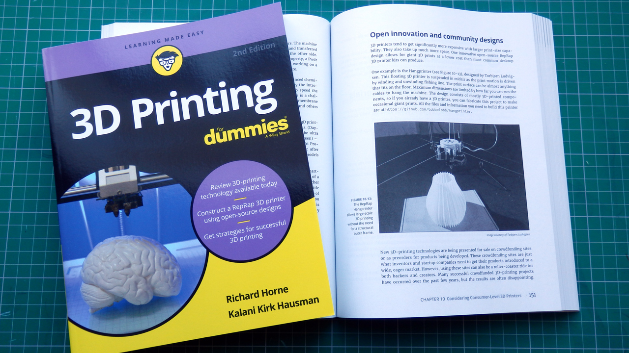 3d printing for dummies 2nd edition pdf