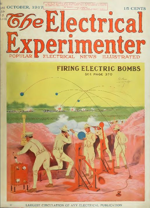 the electrical experimenter magazine pdf