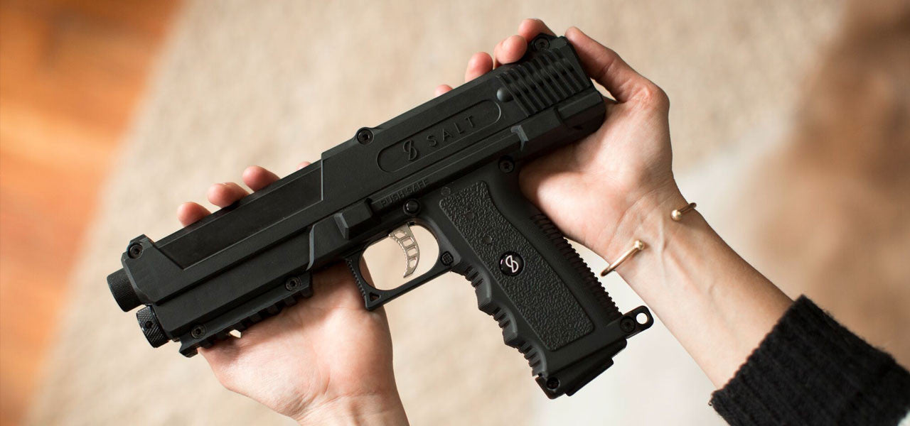 different types of guns and their information pdf