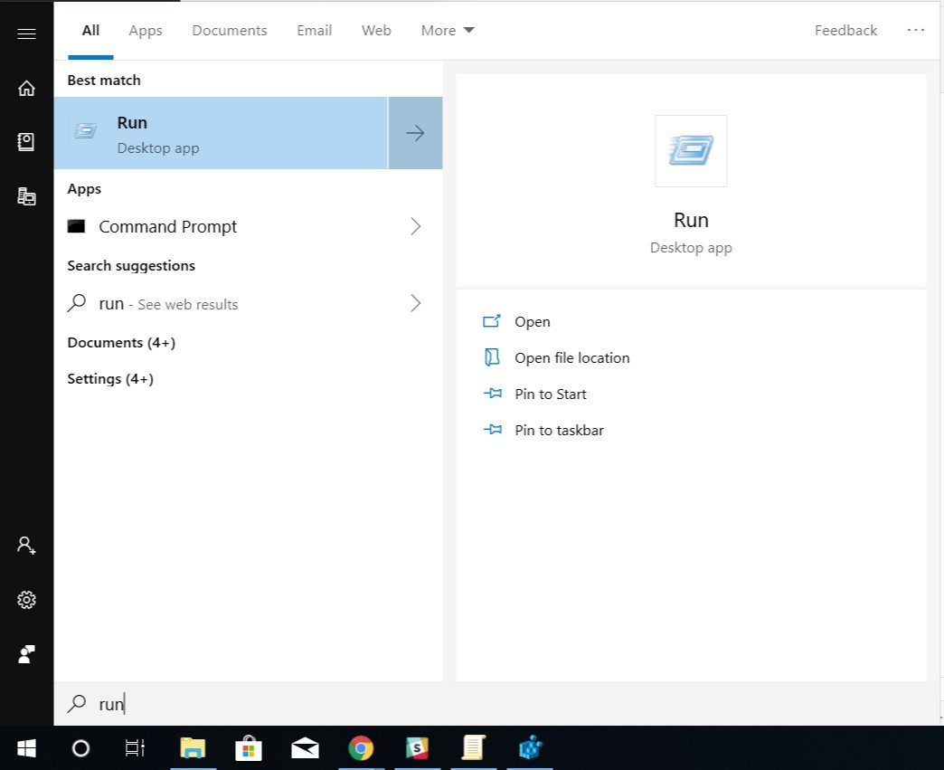 find command in windows 10 with pdf