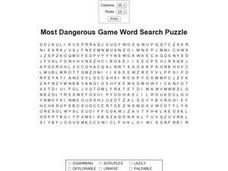 the most dangerous game pdf free download