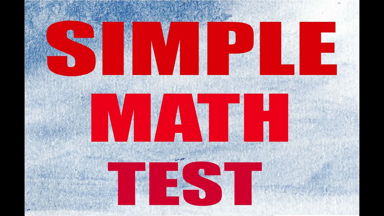 simple maths quiz questions with answers pdf