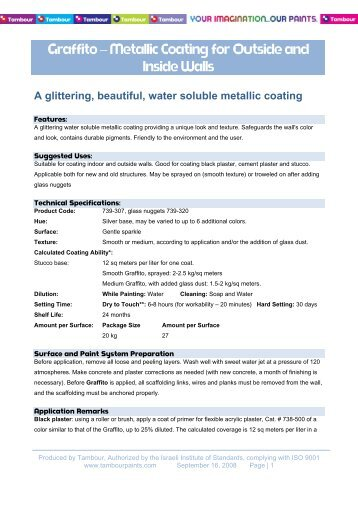 painting and coating specification pdf