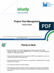 pmp study notes 5th edition pdf