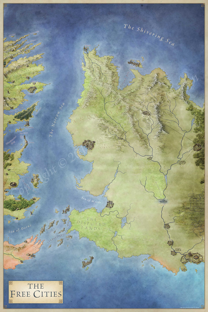 read the world of ice and fire online free pdf