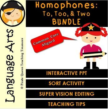 homophones examples with sentences pdf