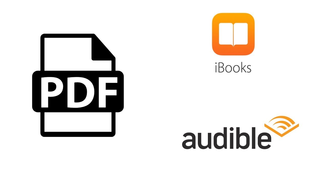 how to make audiobook from pdf