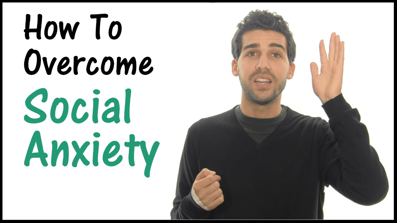 how to overcome social anxiety pdf