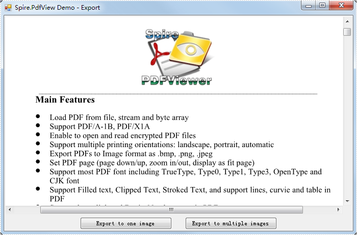 importing and image to a pdf file