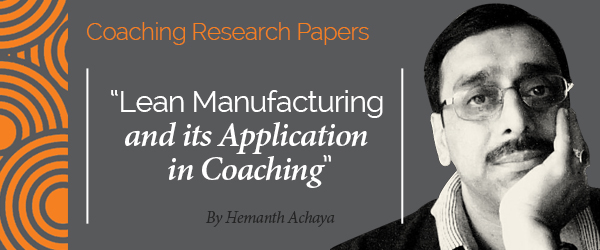 lean manufacturing research papers pdf