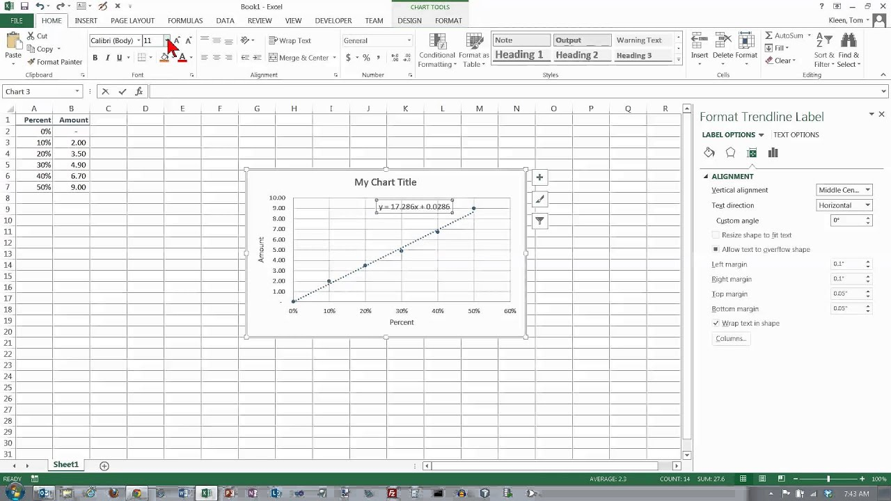 microsoft excel 2013 charts and graphs pdf