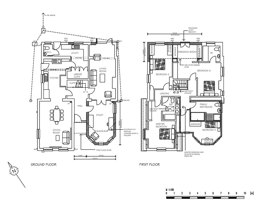 mixed use building floor plans pdf