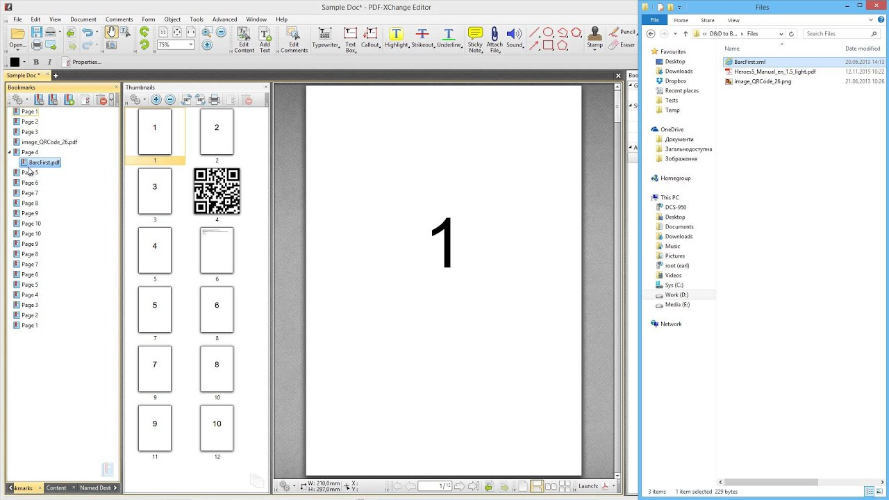 pdf xchange editor for android
