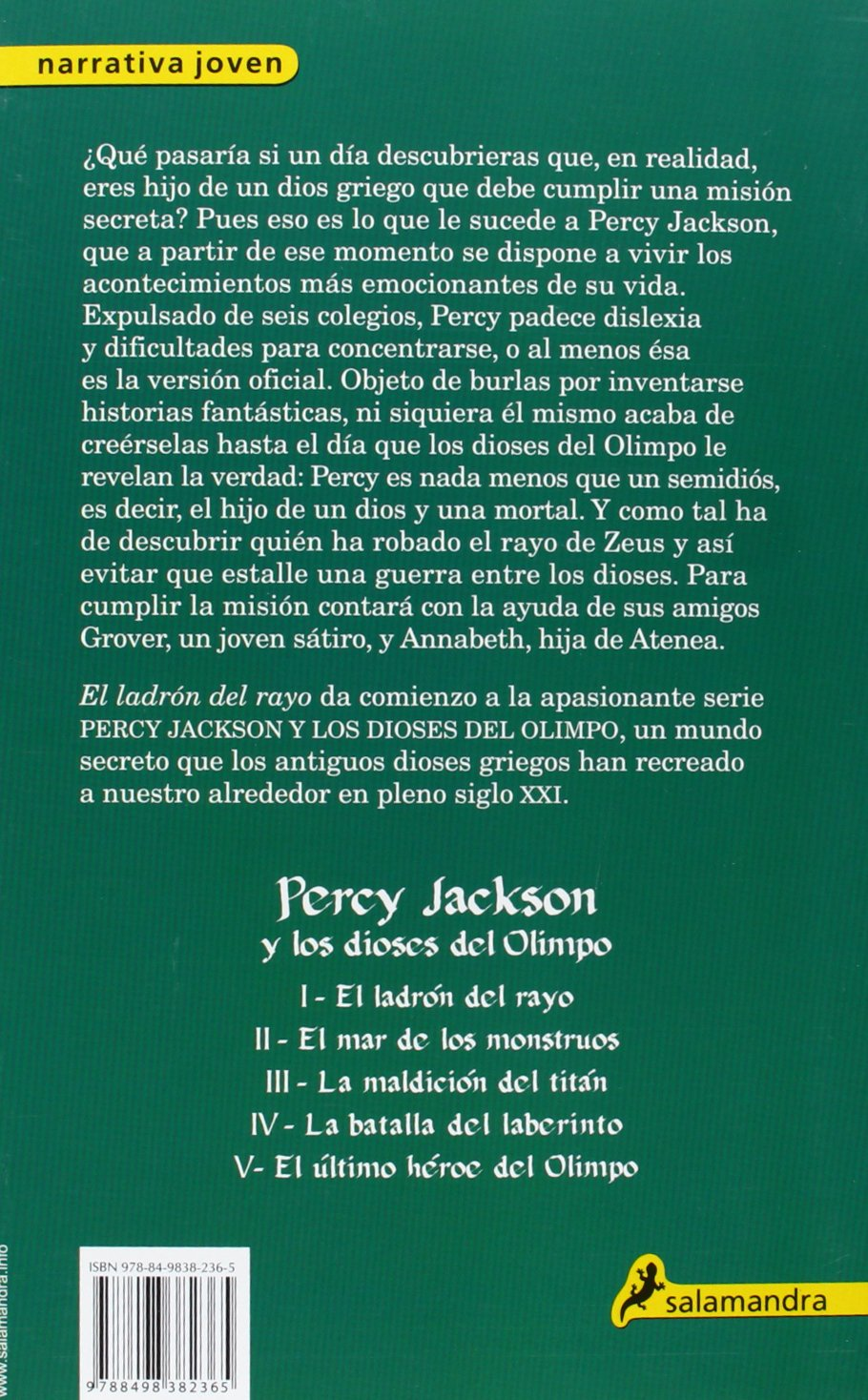 percy jackson and the lightning thief pdf archive