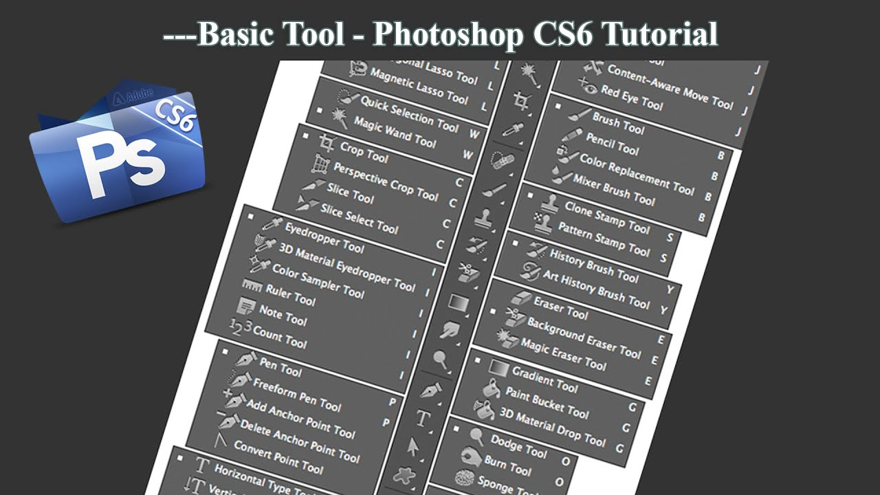 photoshop cs6 tutorials for beginners pdf