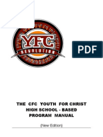 yfc youth camp training program manual pdf
